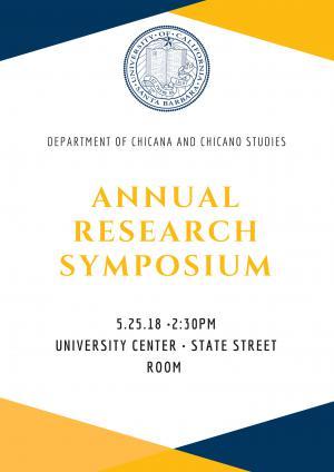 Annual Research Symposium